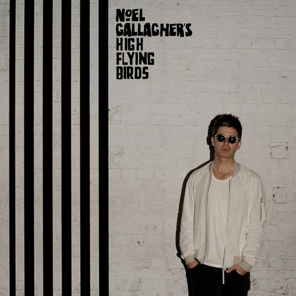 Noel Gallagher's Chasing Yesterday 1200x1200 Front